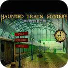 Haunted Train Mystery игра