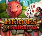 Heroes of Solitairea игра