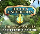 Hidden Expedition: The Altar of Lies Collector's Edition игра