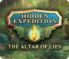 Hidden Expedition: The Altar of Lies игра