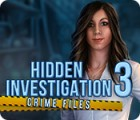 Hidden Investigation 3: Crime Files игра
