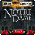 Hidden Mysteries: Notre Dame - Secrets of Paris игра