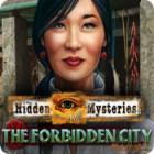 Hidden Mysteries: The Forbidden City игра