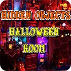 Hidden Objects Halloween Room игра