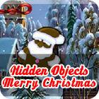 Hidden Objects: Merry Christmas игра