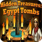 Hidden Treasures: Egypt Tombs игра