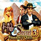 Hide & Secret 3: Pharaoh's Quest игра
