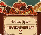 Holiday Jigsaw Thanksgiving Day 2 игра