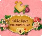 Holiday Jigsaw Valentine's Day 4 игра