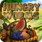 Hungry Worms игра