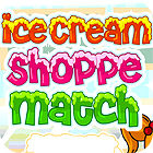 Ice Cream Shoppe Match игра