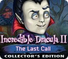 Incredible Dracula II: The Last Call Collector's Edition игра