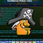 Island Caribbean Poker игра