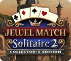 Jewel Match Solitaire 2 Collector's Edition игра