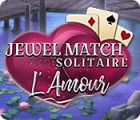 Jewel Match Solitaire: L'Amour игра