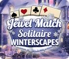 Jewel Match Solitaire: Winterscapes игра