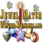 Jewel Match Winter Wonderland игра