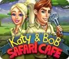 Katy and Bob: Safari Cafe игра