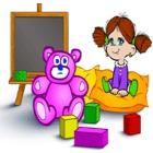 Детский садик игра
