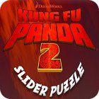 Kung Fu Panda 2 Puzzle Slider игра