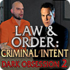 Law & Order Criminal Intent 2 - Dark Obsession игра