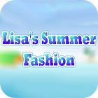 Lisa's Summer Fashion игра