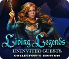 Living Legends: Uninvited Guests Collector's Edition игра
