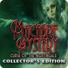 Macabre Mysteries: Curse of the Nightingale Collector's Edition игра