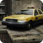 Mad Taxi Driver игра