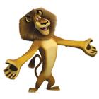 Раскрась Мадагаскар 3 игра