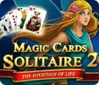 Magic Cards Solitaire 2: The Fountain of Life игра