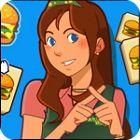 Mahjong Burger игра