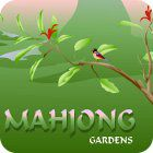 Mahjong Gardens игра