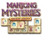 Mahjong Mysteries: Ancient Athena игра