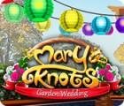 Mary Knots: Garden Wedding игра