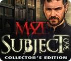 Maze: Subject 360 Collector's Edition игра