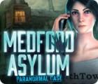 Medford Asylum: Paranormal Case игра