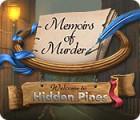 Memoirs of Murder: Welcome to Hidden Pines игра