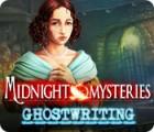 Midnight Mysteries: Ghostwriting игра