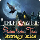 Midnight Mysteries 2: The Salem Witch Trials Strategy Guide игра