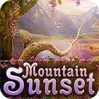 Mountain Sunset игра
