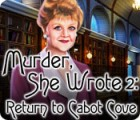 Murder, She Wrote 2: Return to Cabot Cove игра