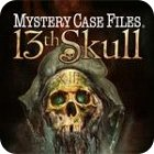 Mystery Case Files: The 13th Skull игра