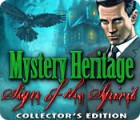 Mystery Heritage: Sign of the Spirit Collector's Edition игра