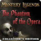 Mystery Legends: The Phantom of the Opera Collector's Edition игра
