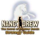 Nancy Drew: Secret of Shadow Ranch Strategy Guide игра