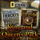 Nat Geo Games King and Queen's Pack игра