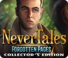 Nevertales: Forgotten Pages Collector's Edition игра