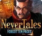 Nevertales: Forgotten Pages игра
