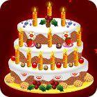 New Year Cake Decoration игра